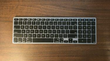 Satechiのキーボード